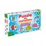 Puzzle dla maluszków - Podwodne zwierzęta (0536)