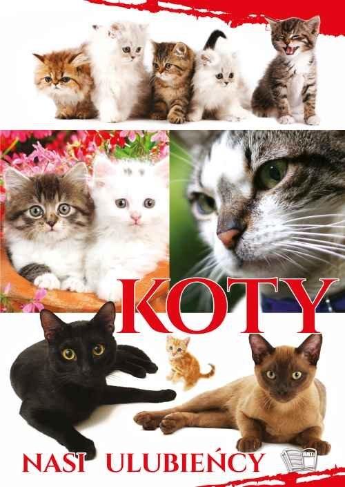 Koty Nasi Ulubieńcy (Uszkodzona okładka)