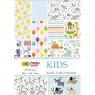 Blok z motywami A4/15 arkuszy - Kids (422204)