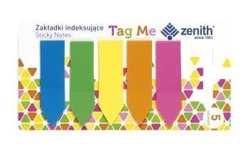Zakładki indeksujące Tag Me 5 kolorów