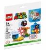 Klocki Super Mario 30389 Fuzzy i platforma z grzybem (30389)