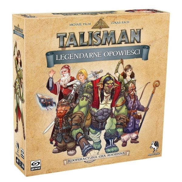 Talisman: Legendarne Opowieści (05364)
