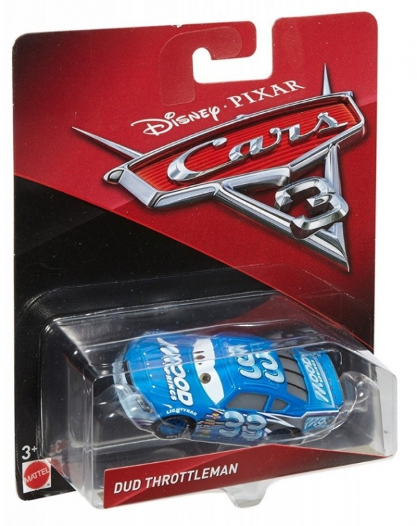 CARS 3 Dud Throttleman (DXV29/DXV44)