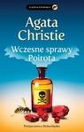 Wczesne sprawy Poirota Christie Agata
