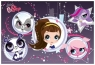Puzzle 160 Littlest Pet Shop Gwiazdy (15236)