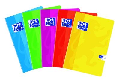 Zeszyt Oxford Touch A5 kratka 32 kartki