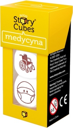 Story Cubes: Medycyna (95734) Rory O'Connor