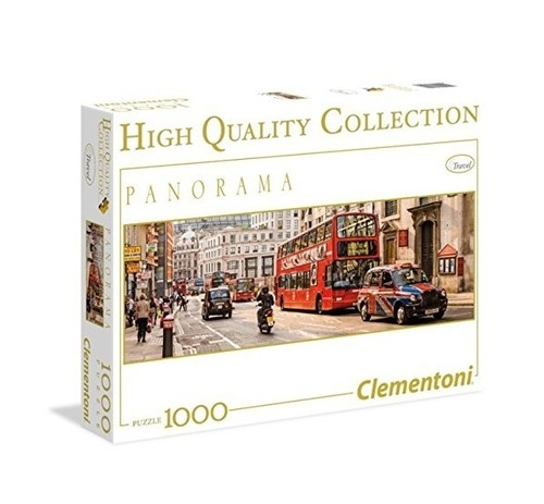 Puzzle High Quality Collection Panorama London 1000 (39436)