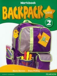Backpack Gold 2 Workbook + CD Herrera Mario, Pinkey Diane