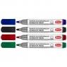 Markery Toma do tablic suchościeralnych, 4 kolory (TO-26605)