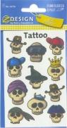 Tatuaże - Czaszki