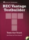 Bec Vantage Testbuilder + CD Tests that Teach