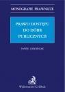 Prawo dostępu do dóbr publicznych Zaborniak Paweł