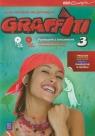 Graffiti 3 Język niemiecki Podręcznik z ćwiczeniami + 2 CD Kurs dla Potapowicz Anna