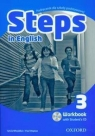 Steps in English 3 Workbook + CD