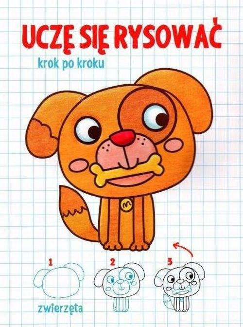 Uczę się rysować - Zwierzęta