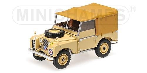 Land Rover 1948 RAF (beige)