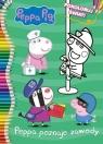 Peppa Pig. Pokoloruj świat! cz. 1. Peppa poznaje zawody