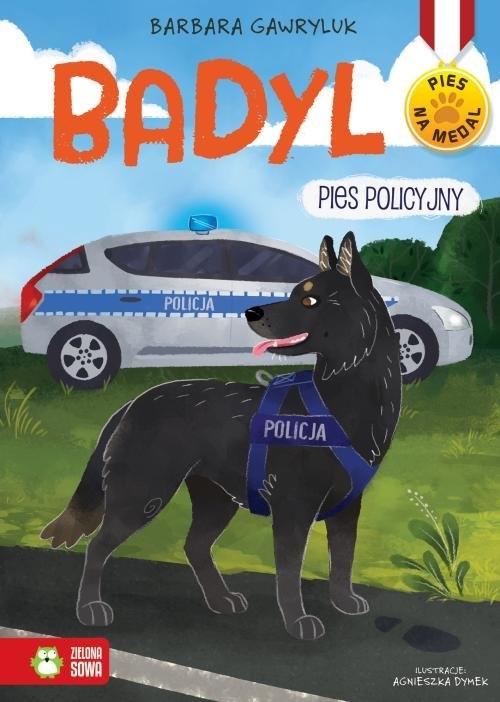 Pies na medal. Badyl pies policyjny Gawryluk Barbara