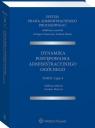 System Prawa Administracyjnego Procesowego T.2 Cz.4. Dynamika postępowania Martysz Czesław, Łaszczyca Grzegorz, Matan Andrzej