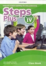 Steps Plus 4 CB podręcznik wieloletni + CD OXFORD (Uszkodzona okładka)