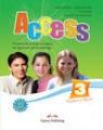 Access 3 SB. Podręcznik wieloletni