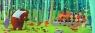 Puzzle Leśni Przyjaciele 100 (DJ07636)