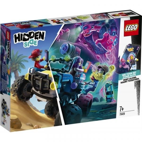 Lego Hidden Side: Łazik plażowy Jacka (70428)