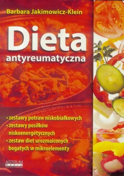 Dieta antyreumatyczna Barbara Jakimowiecz - Klein