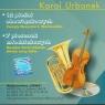 12 pieśni obowiązkowych i 7 piosenek młodzieżowych Karol Urbanek