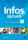 Infos Aktuell 1 KB kurs wieloletni PEARSON Cezary Serzysko, Birgit Sekulski, Nina Drabich, T