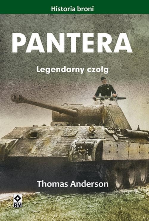 Pantera Legendarny czołg Anderson Thomas