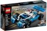 Lego Technic: Policyjny pościg (42091) Wiek: 7+
