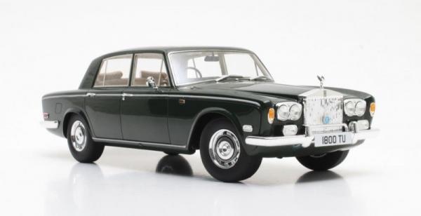 Rolls-Royce Silver Shadow 1974-77 (green) (CML036-1)