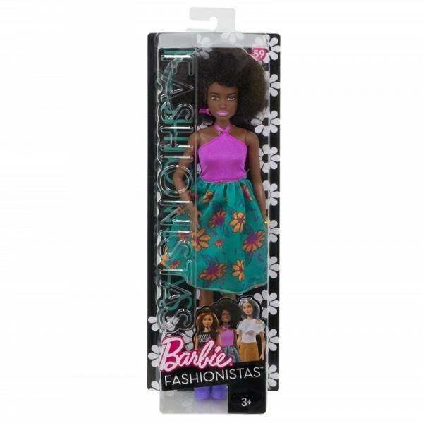 BARBIE Fashionistas, Tropi-Cutie (FBR37/DYY89)