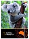 Teczka z gumką A4 National Geographic
