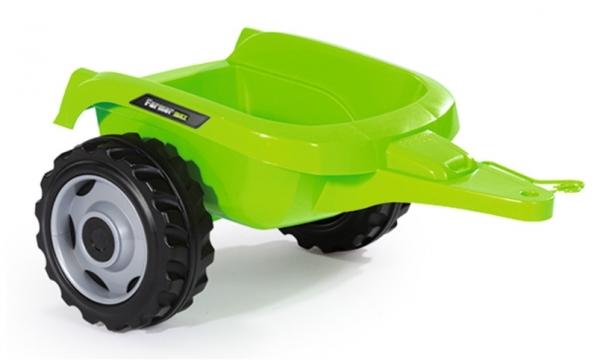 Traktor Farmer Max z łyżką i przyczepą (7600710109)