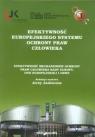 Efektywność europejskiego systemu ochrony praw człowieka