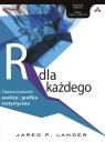 Język R dla każdego: zaawansowane analizy i grafika statystyczna Jared P. Lander