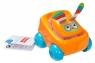 Bebo Muzyczne samochodziki, pomarańczowy (FFF48/FFF55)