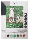 Malowanie po numerach - Lemur (PPNJ111)