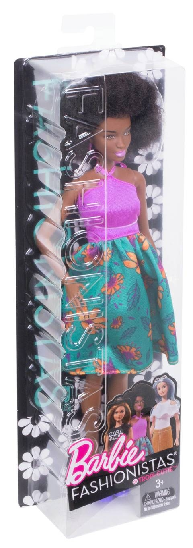 Barbie Fashionistas. Halter Floral Skirt (DYY89)