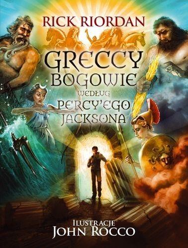 Greccy bogowie Riordan Rick