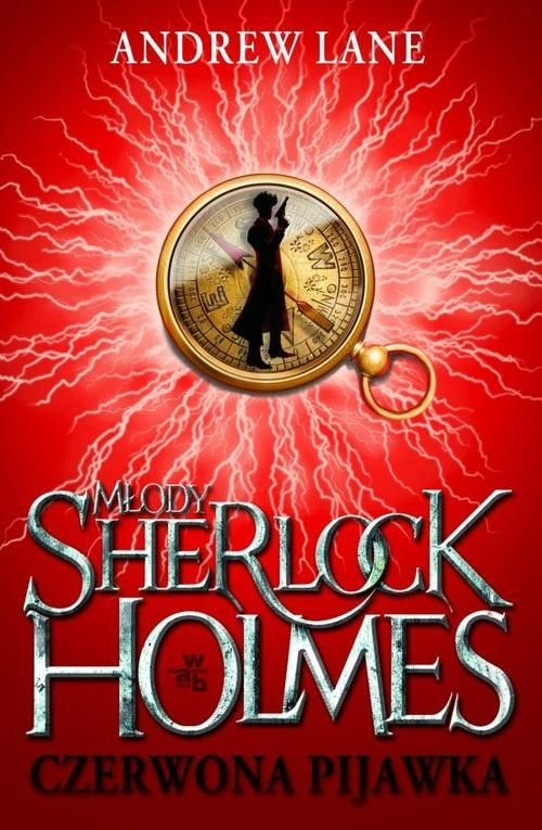 Młody Sherlock Holmes Lane Andrew