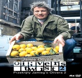 Przekręty Jamiego 2 (4 DVD) Jamie Oliver