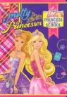Zeszyt A5 Barbie w 3 linie 16 kartek linia dwukolorowa pretty princess