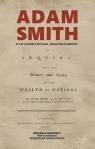 Adam Smith W 240 rocznicę wydania ?Bogactwa narodów?