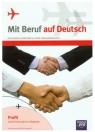 Mit Beruf auf Deutsch. Profil administracyjno-usługowy. Podręcznik do języka Kujawa Barbara, Stinia Mariusz