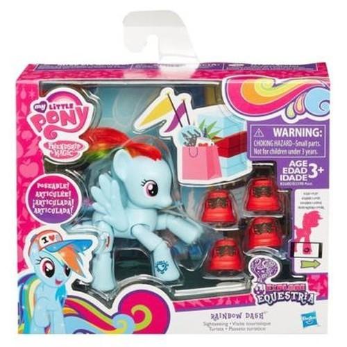 My Little Pony Kucyk do pozowania Rainbow Dash (B3598)