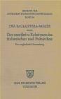 Restriktive Relativsatz Im Italienischen Ewa Baglajewska-Miglus
